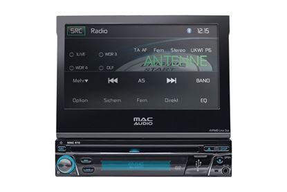 Picture of Car Multimedia System 1DIN - Mac Audio MAC 410