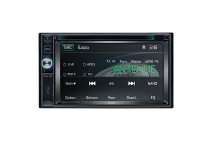 Picture of Car Multimedia System 2DIN - Mac Audio MAC 420
