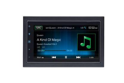 Picture of Car Multimedia System 2DIN - Mac Audio MAC 520 DAB