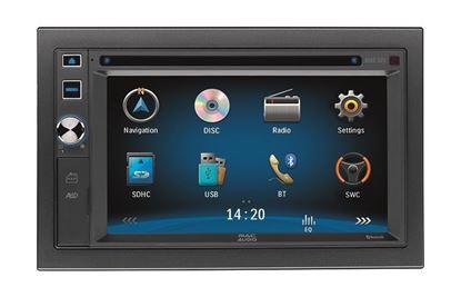 Εικόνα της Multimedia Οθόνη Αυτοκινήτου 2DIN - Mac Audio MAC 620