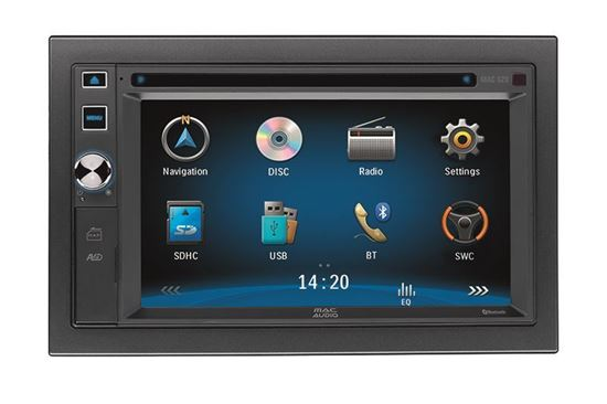Picture of Car Multimedia System 2DIN - Mac Audio MAC 620