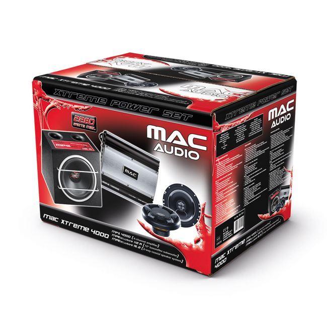 MAC AUDIO - Mac Xtreme 4000