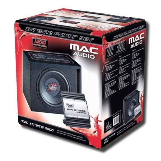 Εικόνα από Πακέτο Ήχου - Mac Audio Mac Xtreme 2000