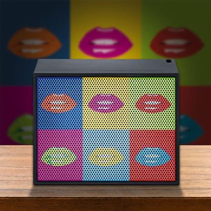 Picture of Portable Bluetooth Speaker - Mac Audio BT Style 1000 Lips