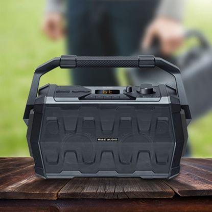 Picture of Portable Bluetooth Speaker - Mac Audio MRS 222