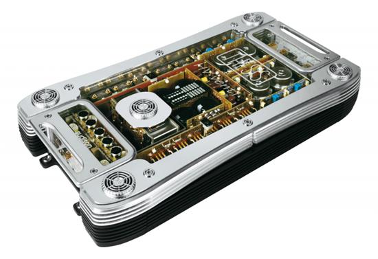 Picture of Car Amplifier - Audison Thesis HV Venti