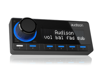Picture of Processor Remote Control - Audison DRC MP