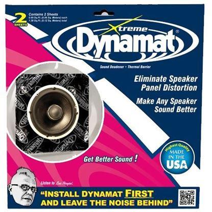 Εικόνα της Μονωτικό - Dynamat Xtreme Speaker Kit  (D10415)