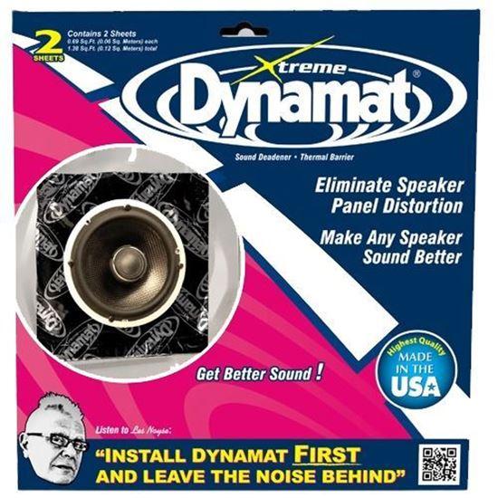 Εικόνα από Μονωτικό - Dynamat Xtreme Speaker Kit  (D10415)