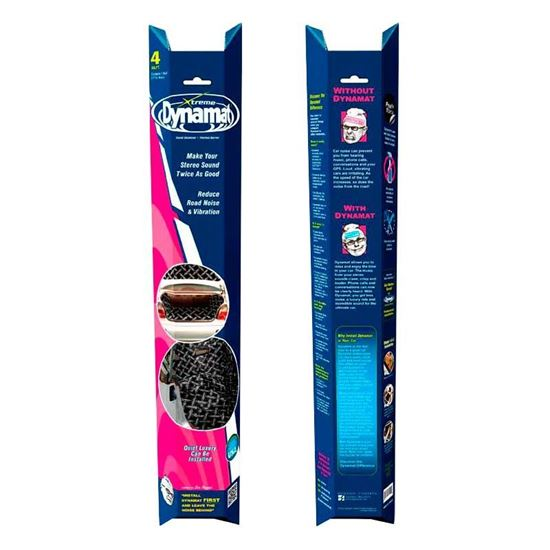 Picture of Insulation Material - Dynamat Xtreme Hex Pak  (D10425)
