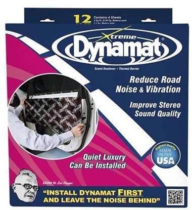 Picture of Insulation Material - Dynamat Xtreme Door Kit  (D10435)