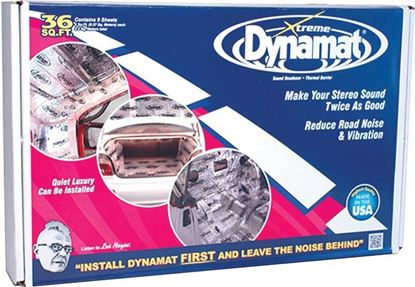 Picture of Insulation Material - Dynamat Xtreme Bulk Pak  (D10455)