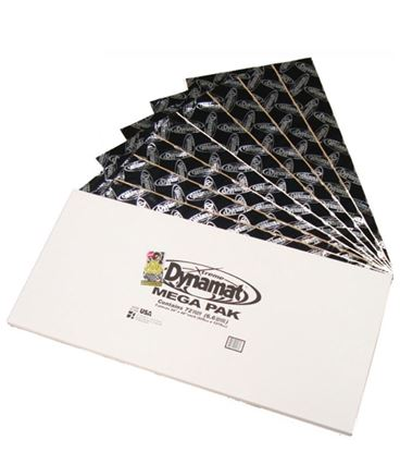 Picture of Insulation Material - Dynamat Xtreme Mega Pak  (D10465)