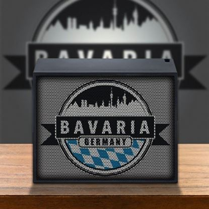 Picture of Portable Bluetooth Speaker - Mac Audio BT Style 1000 Bavaria