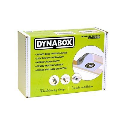 Εικόνα της Μονωτικό - Dynamat DynaBox Speaker Enclosure  (D50306)