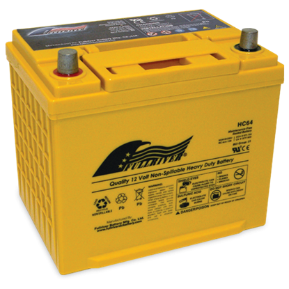 Picture of Battery - Fullriver HC 64