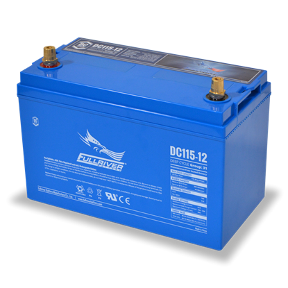 Picture of Battery - Fullriver DC 115-12A