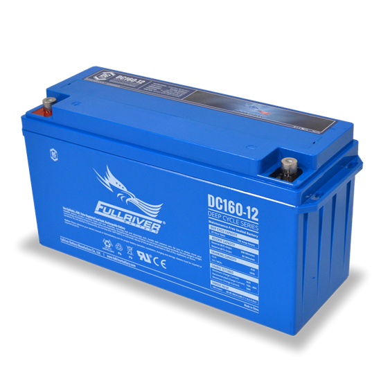 Picture of Battery - Fullriver DC 160-12