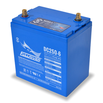 Picture of Battery - Fullriver DC 250-6