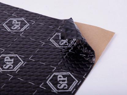 Εικόνα της Μονωτικό - STP Black Silver Door Pack