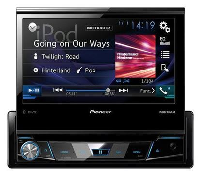 Picture of Car Multimedia System 1DIN -  Pioneer AVH-X7800BT
