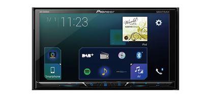 Picture of Car Multimedia System 2DIN - Pioneer AVH-Z5100DAB