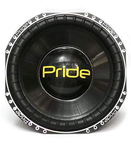Picture of Car subwoofer - Pride ST 18""