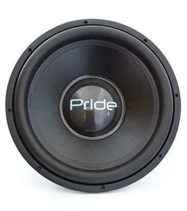 Picture of Car Subwoofer - Pride Tv.3 18""