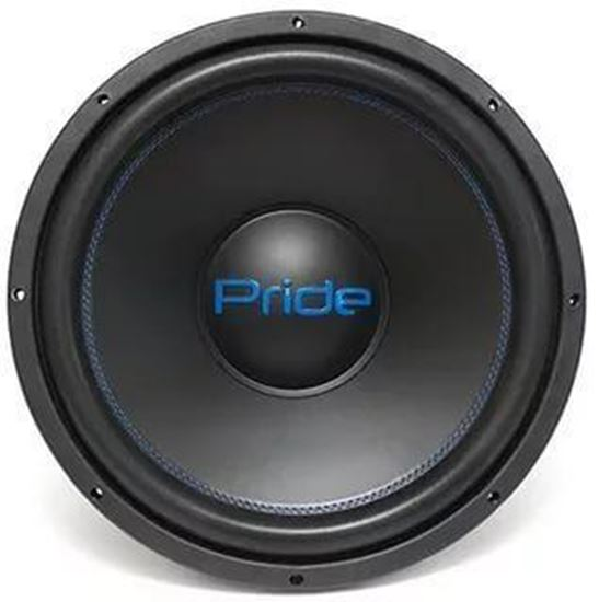 Picture of Car subwoofer - Pride LP 15""