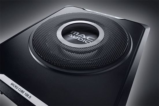 Picture of Car Subwoofer - Mac Audio Micro Cube 108D
