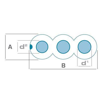 Εικόνα της Καλώδιο Τροφοδοσίας Ρεύματος - Connection PF PGI.2