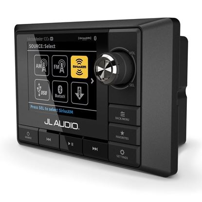 Picture of Marine Multimedia System - JL Audio MM100s BE
