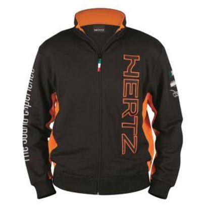 Εικόνα της Ζακέτα - Hertz HZ Black Sweatshirt