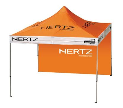 Picture of Sunshade - Hertz Gazebo