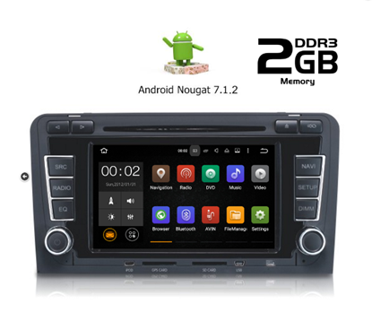 Picture of OEM Display - Audi A3 2003 - 2012 AN 7049 GPS