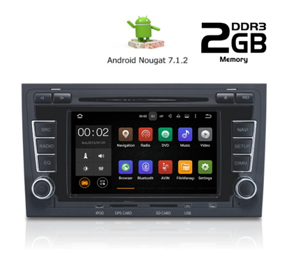 Picture of OEM Display - Audi A4 Mod. 2003 - 2008 AN 7050 GPS