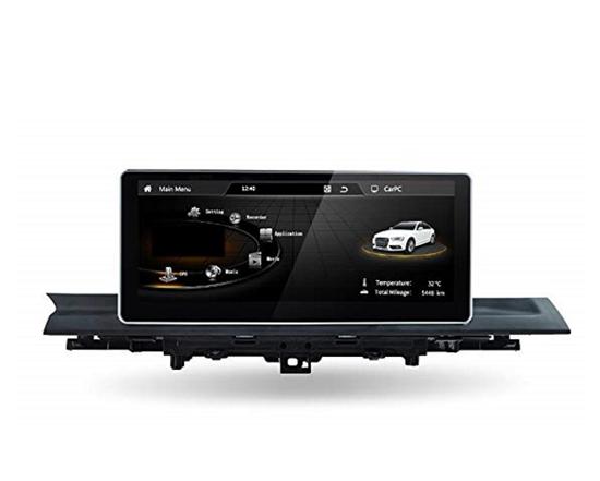 Εικόνα από Οθόνη Εργοστασιακού Τύπου - Audi A4 2016 AN 4200 GPS