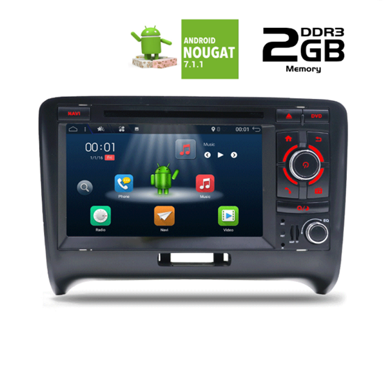 Picture of OEM Display - Audi TT 2007 - 2015 AN 7778 GPS