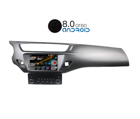 Picture of Display - CITROËN C3 2009 - 2016 AN8240GPS