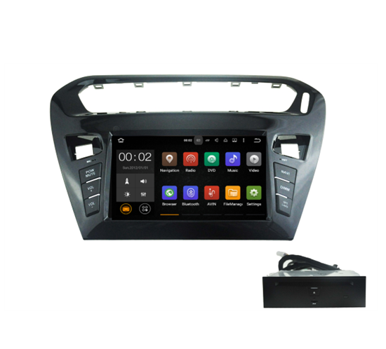 Picture of Display - CITROËN ELYSEE 2012> AN7294GPS