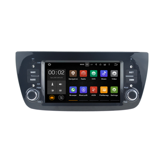 Picture of Display - FIAT Doblo 2010-2014 AN7197GPS