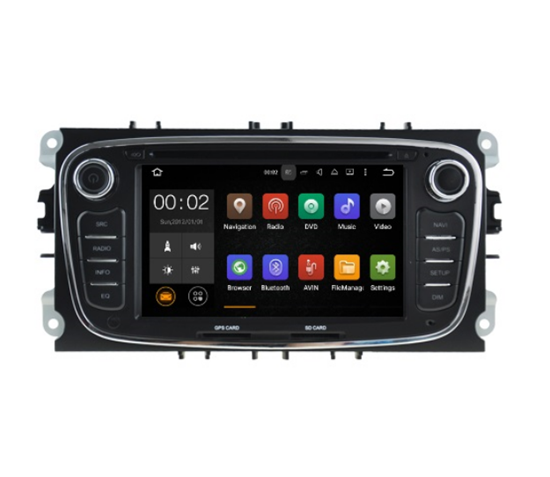 Picture of Display - FORD 2008 - 2012 AN7003GPS