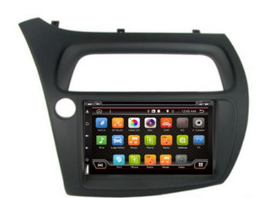 Picture of Display - HONDA Civic 4 Door 2006-2012 AN7044GPS