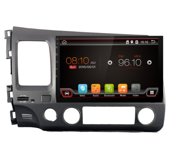 Picture of Display - HONDA Civic 2006-2012 AN7944GPS