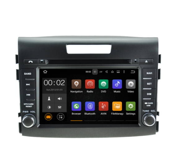Picture of Display -  HONDA CRV 2013> AN7111 GPS