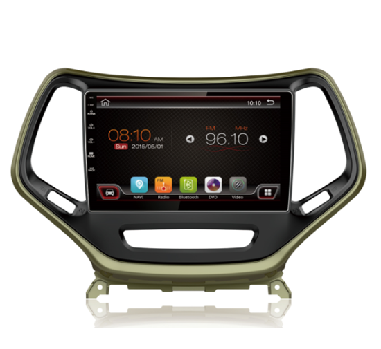 Picture of Display - JEEP CHEROKEE 2014> AN7349 GPS