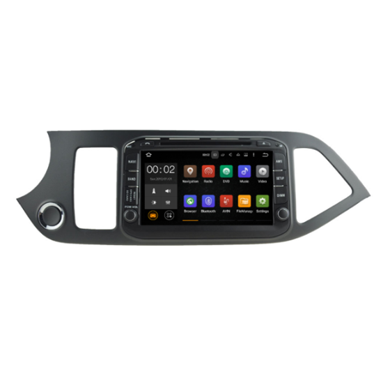 Picture of Display - KIA PICANTO 2011 - 2017 AN7217 GPS