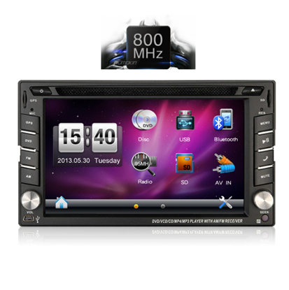 Picture of Display 2 DIN - IQ CR240 GPS