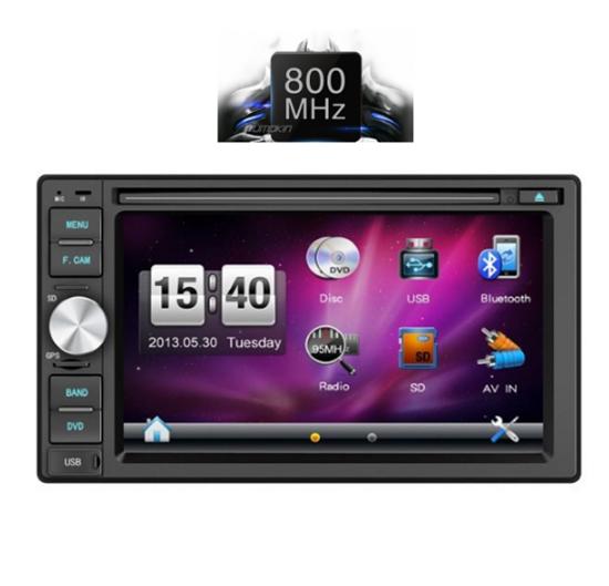 Εικόνα από Οθόνη 2 DIN - IQ CR265 GPS