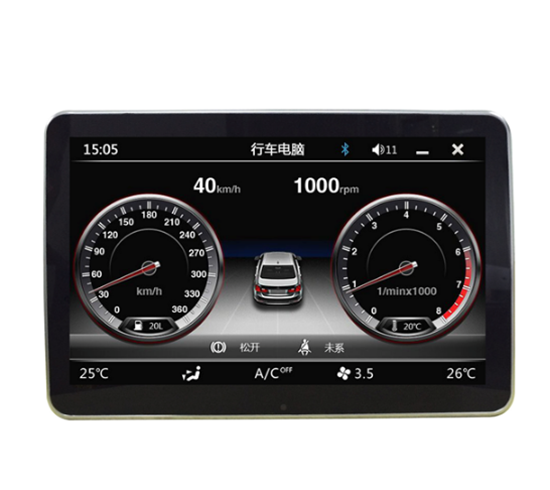 Picture of Display - Οθόνη - MERCEDES GLA 2015> AN7868 GPS